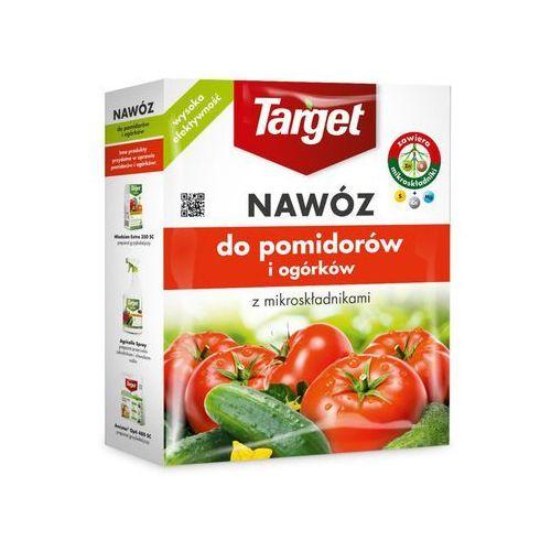 Nawóz do pomidorów i ogórków z mikroelementami 1 kg marki Target