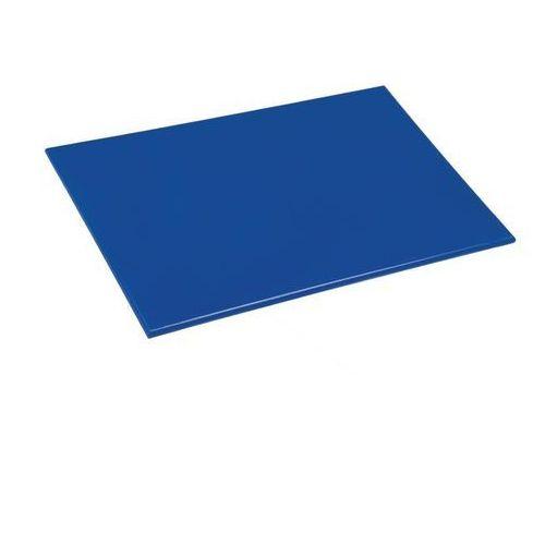 Deska do krojenia | niska gęstość | antybakteryjna | niebieska marki Hygiplas