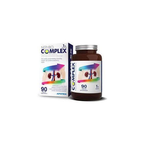 NEPHROCOMPLEX dla osób z przewlekłą chorobą nerek x 90 tabletek powlekanych