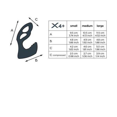 Joy Division XPANDER X4+ Large (4028403174353)