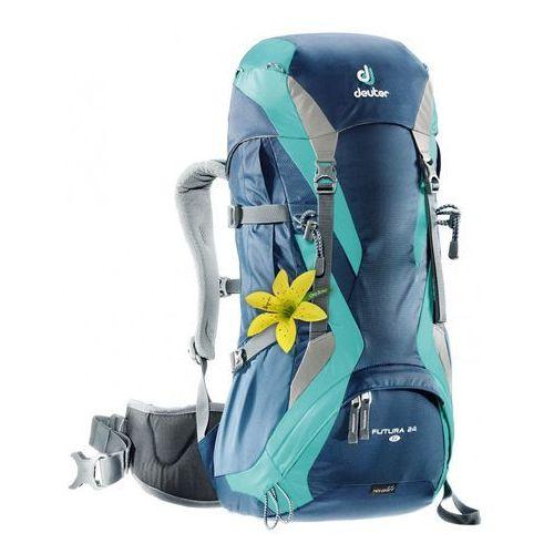Deuter Plecak futura 24 sl - midnight-mint (blue-turquoise) (4046051068794)
