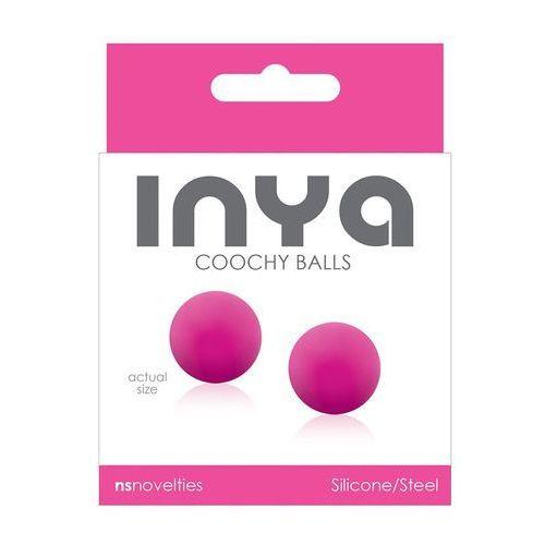 Inya - coochy kulki gejszy - pink marki Ns novelties