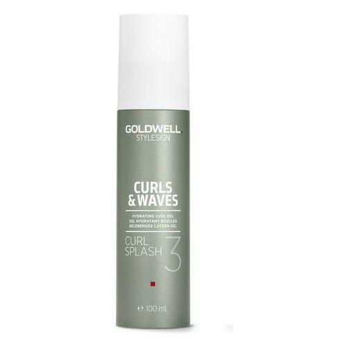 Goldwell stylesign curls & waves curl splash | żel do stylizacji loków 100ml (4021609279419)