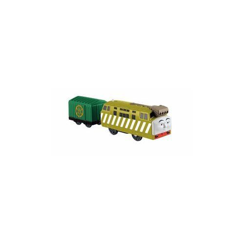 Fisher price Fisher tf lokomotywa z wagon. diesel 10