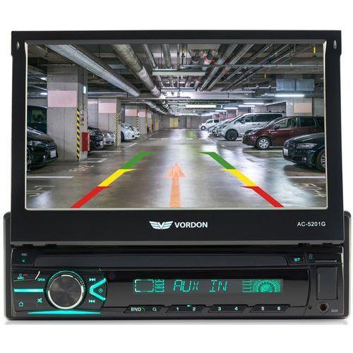 Radio samochodowe VORDON AC-5201G Boston + Zamów z DOSTAWĄ JUTRO!