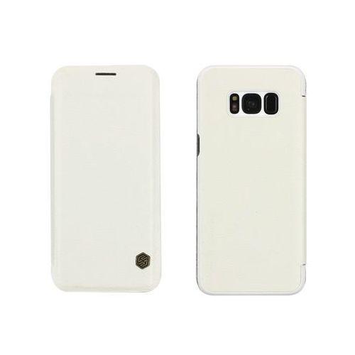 Samsung Galaxy S8 - etui na telefon Nillkin Qin - białe