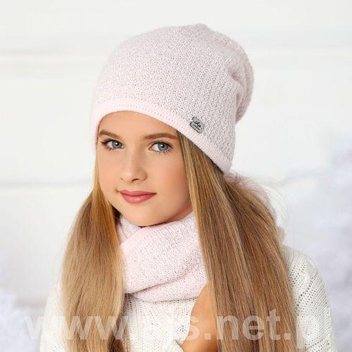 Komplet 36-487 czapka+tunel rozmiar: uniwersalny, kolor: wielokolorowy, ajs marki Ajs