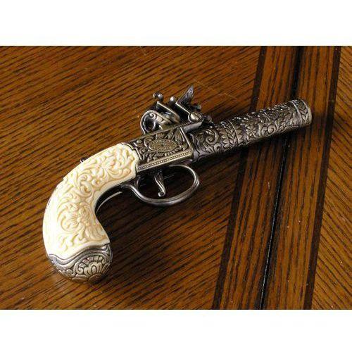 Angielski pistolet kieszonkowy kumbley&brum z 1795 r (1098/l) marki Denix