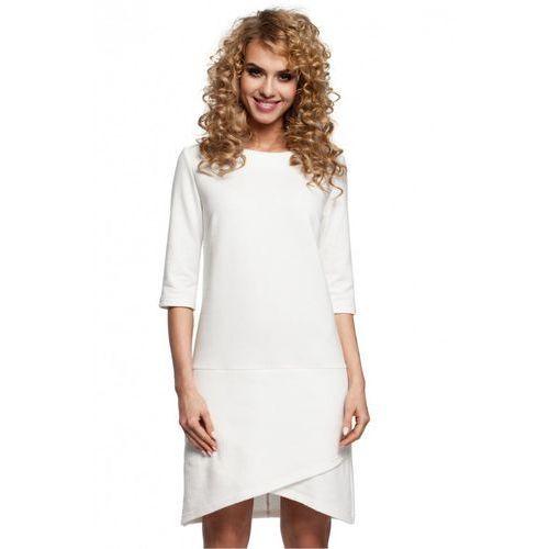 Sukienka model 292 ecru, Moe