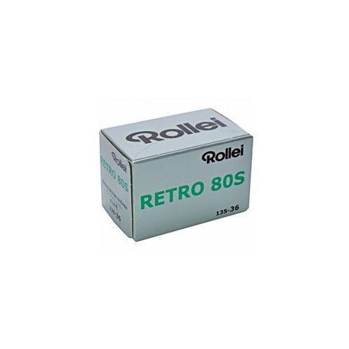 retro 80 s/36 marki Rollei