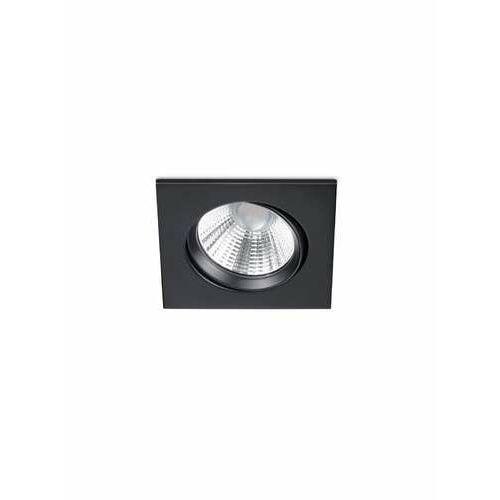 Trio Pamir 650410132 oczko oprawa wpuszczana IP23 1x5,5W LED 3000K czarny mat (4017807378030)
