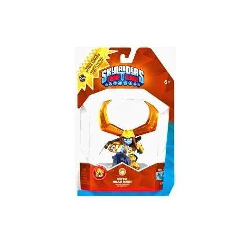 Skylanders trap team figurka nitro head rush marki Activision
