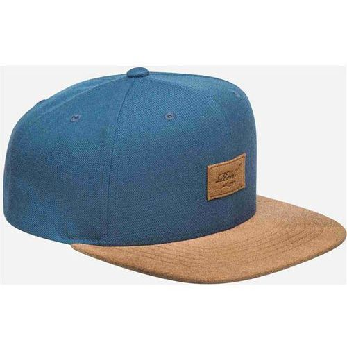 czapka z daszkiem REELL - Suede 6-Panel Cap Cadet Blue (CADET BLUE) rozmiar: OS