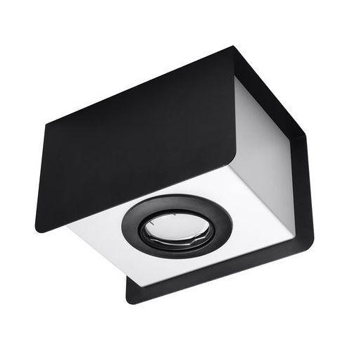 Sollux Oświetlenie punktowe stereo 1 1xgu10/40w/230v (5902622429052)