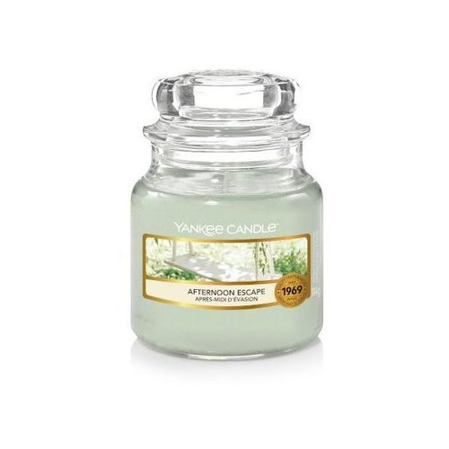 Yankee candle świeca afternoon escape 104g
