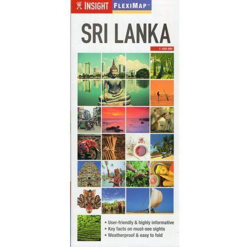 Sri Lanka, 1:650 000 (9781780058221)