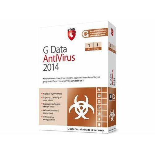 GDATA Anti Virus 2014 OEM 1 ROK