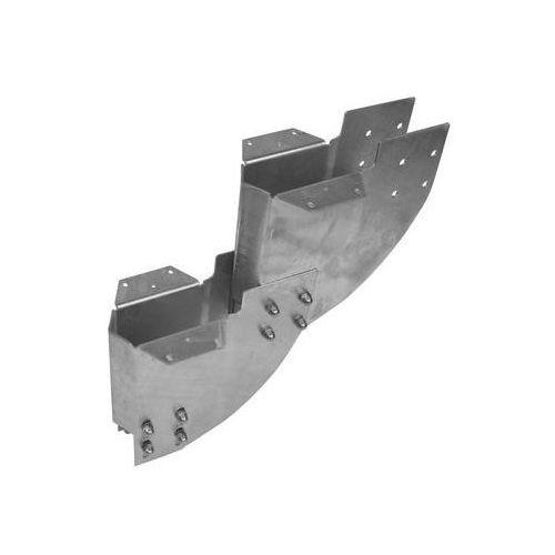 2 Dodatkowe wzniesienia do konstrukcji schodów zewnętrznych GARDENSTEP DOLLE