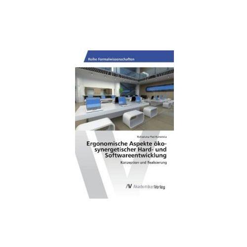 Ergonomische Aspekte öko-synergetischer Hard- und Softwareentwicklung