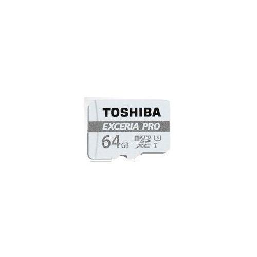 Karta pamięci microSDXC Toshiba THN-M401S0640E2, 64 GB, Class 10, UHS-I, UHS-Class 3, 95 MB/s / 80 MB/s, THN-M401S0640E2