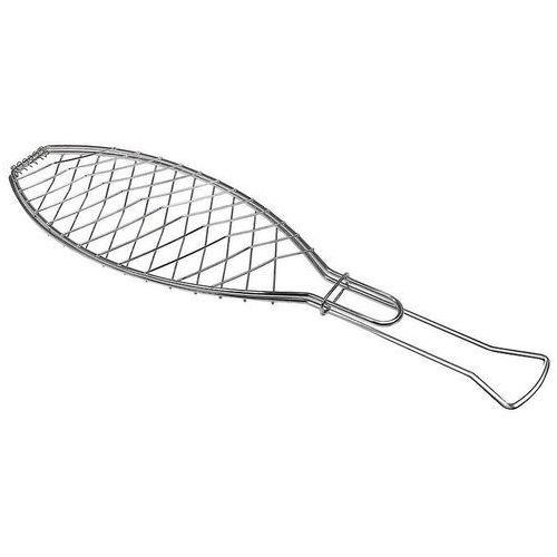 - easy - ruszt do grillowania ryb, 53,00 cm - 53,00 cm marki Kuchenprofi