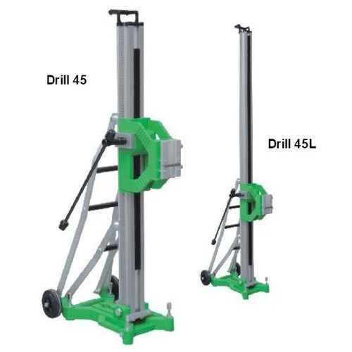 Stojak do wiertnicy Dr. Schulze DRILL 45/45L [Ø500 mm], Model - model stojaka drill 45L