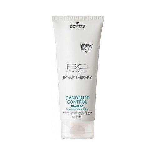 Schwarzkopf BC Bonacure Scalp Therapy Dandruff Control Shampoo 200ml W Szampon do włosów przeciwłupieżowy (4045787219937)