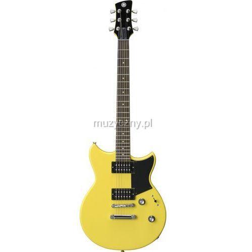 Yamaha Revstar RS320 SYL Stock Yellow gitara elektryczna