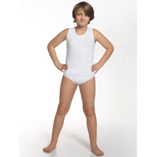 Komplet Cornette Young Slipy 134-140, biały. Cornette, 134-140, 146-152, 158-164