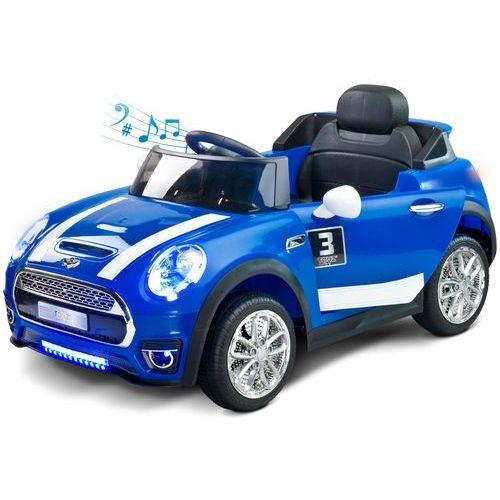 Samochód na akumulator Toyz Maxi Blue (5902021526123)