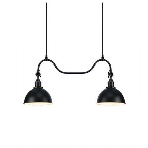 == wysyłka 48h== ekelund 104635 lampa wisząca loft czarna metalowa marki Markslojd