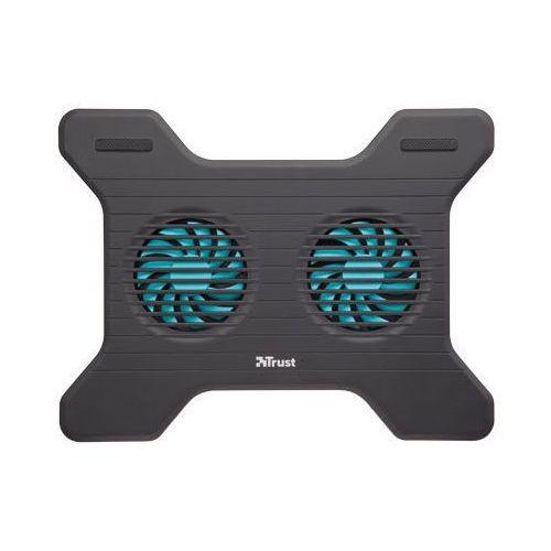 Podstawka chłodząca TRUST do laptopa 16 cali Cooling Stand Xstream Breeze Czarny