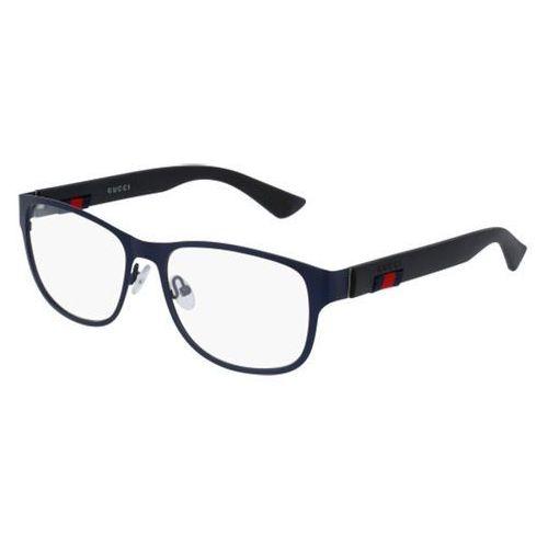 Gucci Okulary korekcyjne gg0013o 003