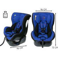 Fotelik samochodowy 0-18 kg  baby ge-b - niebieski marki Kindersafe