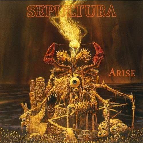 Sepultura - ARISE (0016861876326)