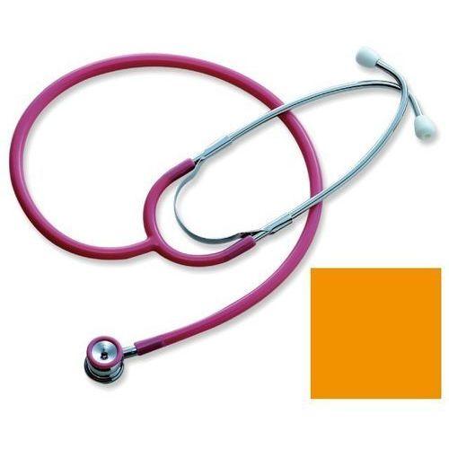 Spirit Stetoskop neonatalny 608t lekki - pomarańczowy