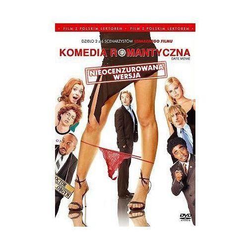 Komedia romantyczna (DVD) - Jason Friedberg, Aaron Seltzer. DARMOWA DOSTAWA DO KIOSKU RUCHU OD 24,99ZŁ