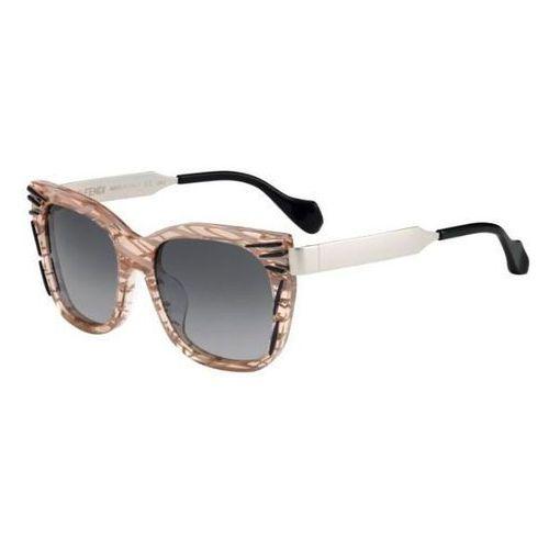 Fendi Okulary słoneczne kinky ff 0180/s by thierry lasry vdo/vk