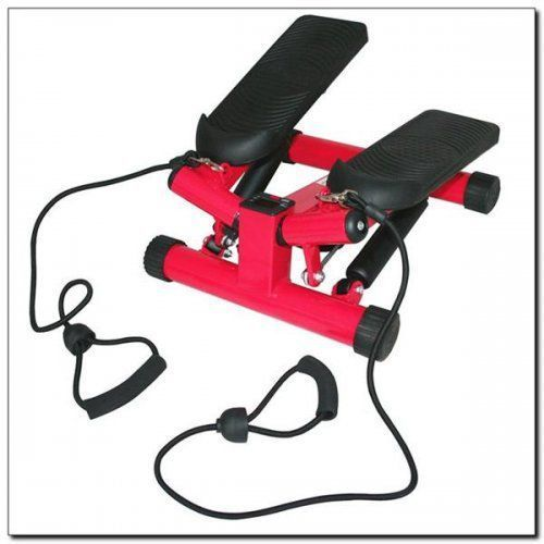 Hms S3032 czerwony mini stepper skośny