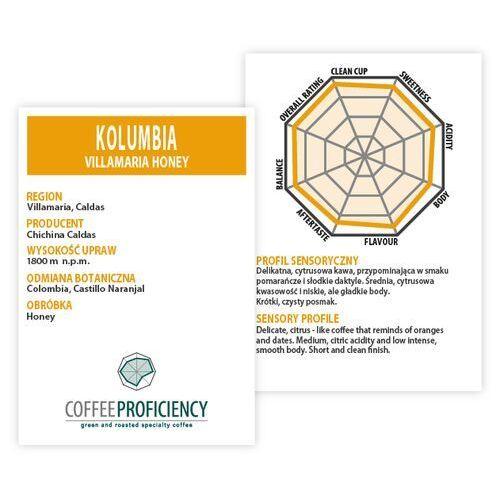 kolumbia villamaria 250g marki Coffee proficiency