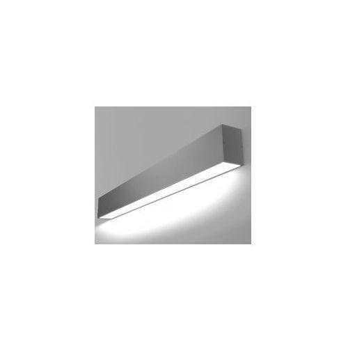 SET TRU 142 LED L940 HERMETIC 26369-L940-D9-00-01 ALU MAT KINKIET LED IP44 AQUAFORM