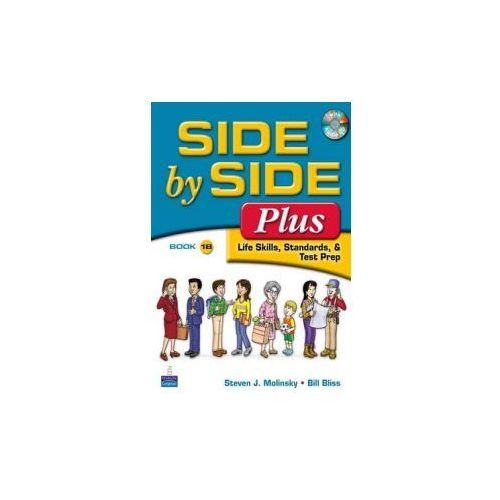 Side by Side Plus 1 Student Book B (with Gazette Audio CD) (9780132090117)