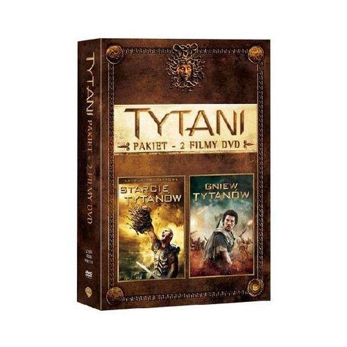 Starcie Tytanów / Gniew Tytanów - Pakiet (3 DVD)
