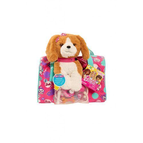Barbie torba opiekunki zwierząt brązowy szczeniak (0886144613838)