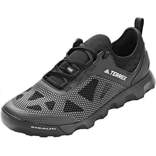 Adidas terrex cc voyager aqua buty mężczyźni czarny uk 7 | eu 40 2/3 2018 buty kajakowe