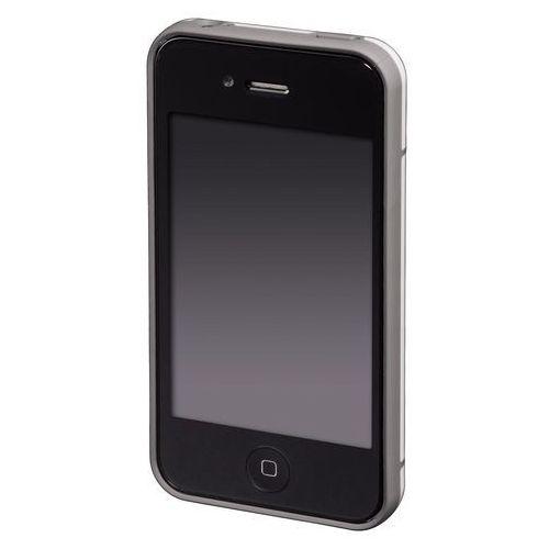 Nakładka HAMA do iPhone 4 Biało-szary, 001085120000