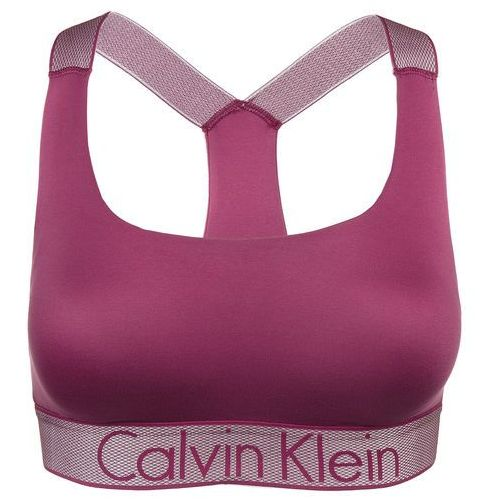 Calvin Klein Biustonosz Fioletowy S
