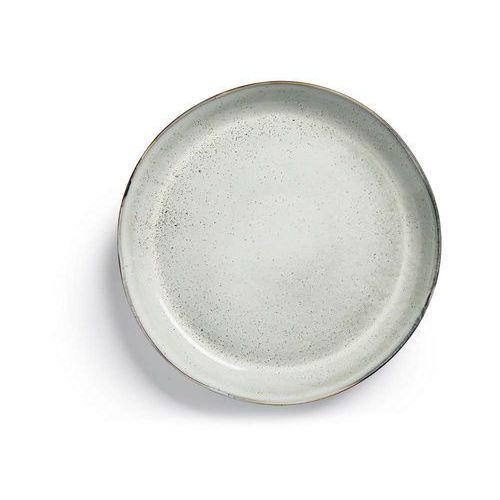 Sagaform - Nature - talerz do serwowania, biały, 5017891