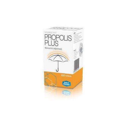 PROPOLIS PLUS x 100 tabletek bez cukru