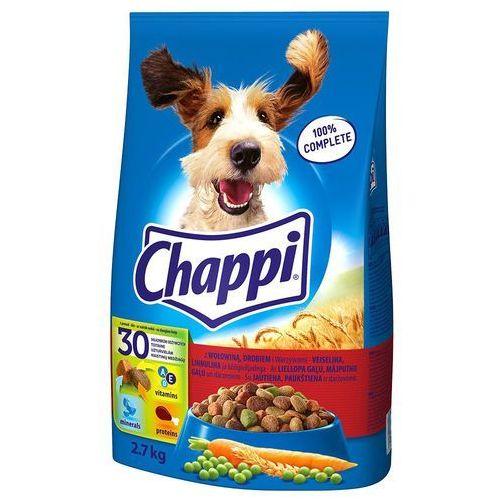 Chappi wołowina i drób 9 kg- rób zakupy i zbieraj punkty payback - darmowa wysyłka od 99 zł (5900951252839)